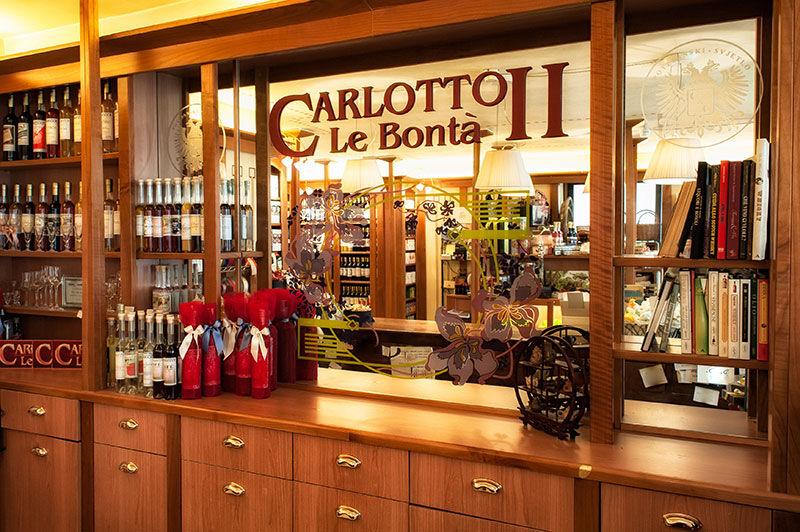 Il negozio Carlotto II Le Bontà
