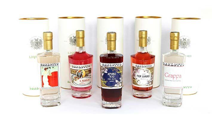 Bottiglie Carlotto Edizione Speciale