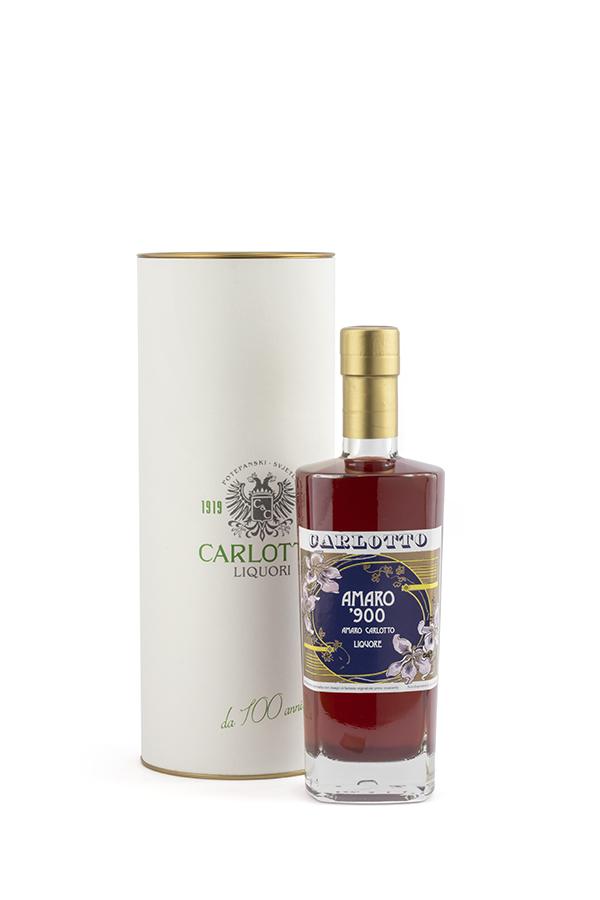 Liquore Amaro '900 Carlotto Ed. Speciale l.i. 0,50