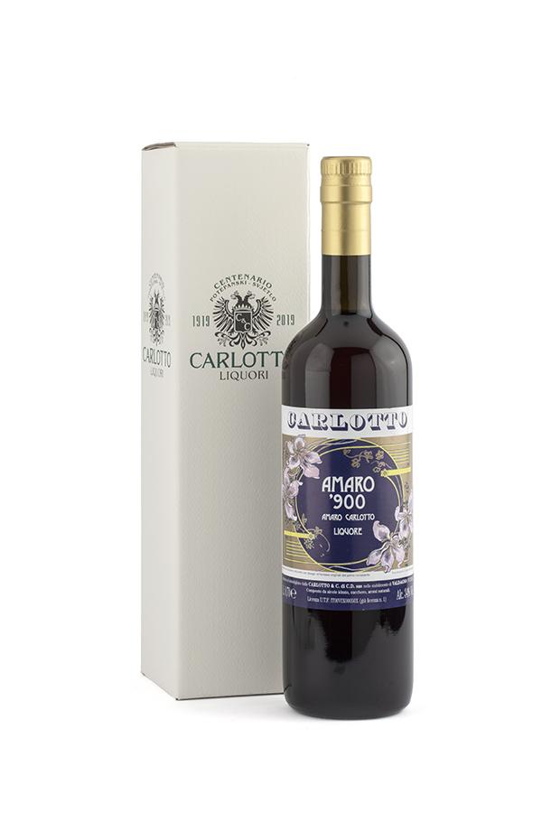 Liquore Amaro '900 Carlotto l.i. 0,70