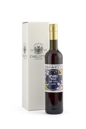 Liquore Amaro '900 Carlotto l.i. 0,50