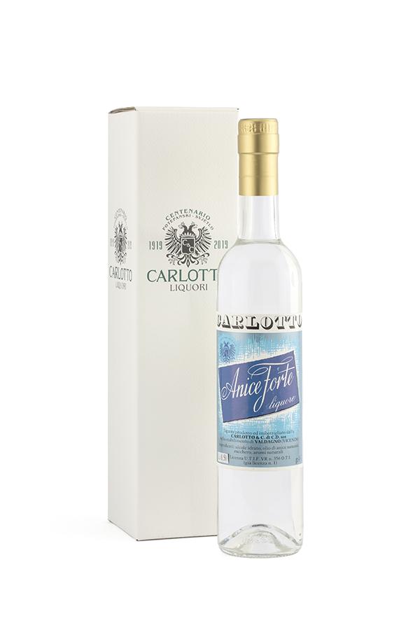 Liquore Anice Forte Carlotto l.i. 0,50