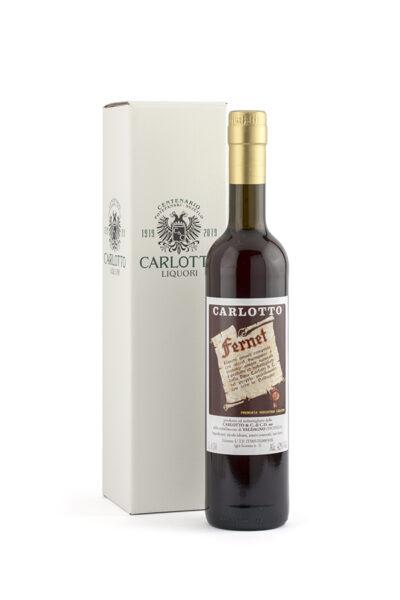 Liquore Fernet Carlotto l.i. 0,50