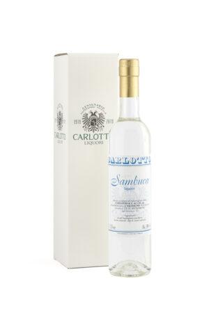 Liquore Sambuca Carlotto l.i. 0,50