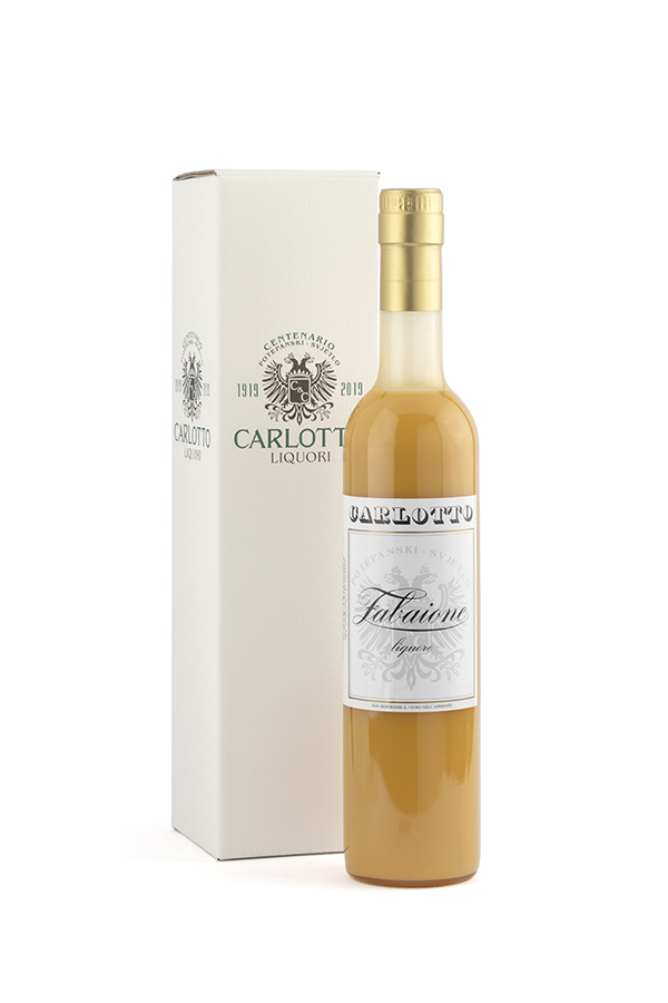 Liquore Zabaione Carlotto l.i. 0,50
