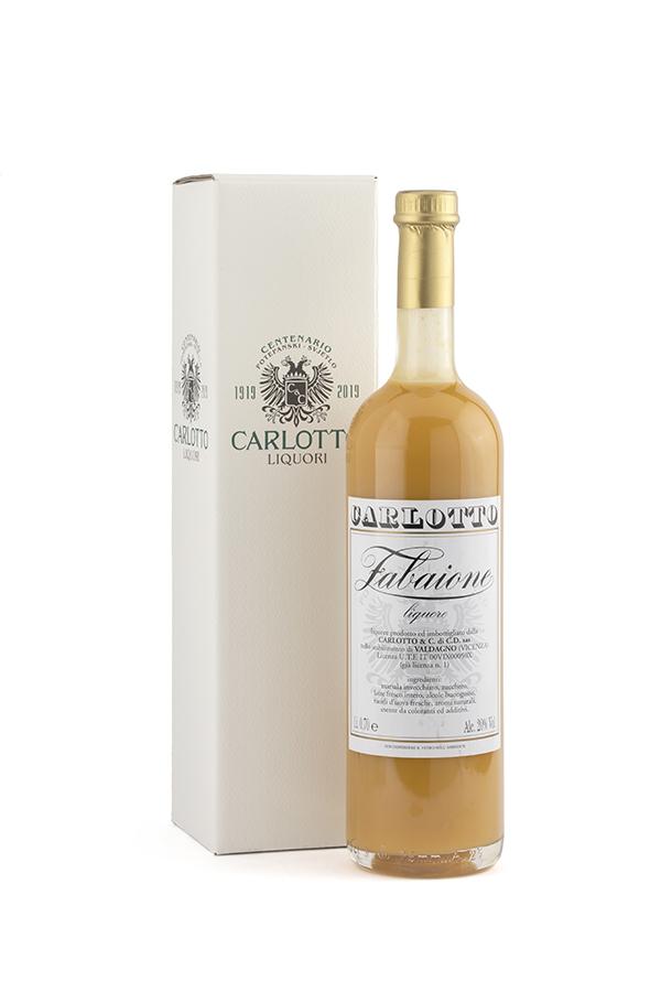 Liquore Zabaione Carlotto l.i. 0,70