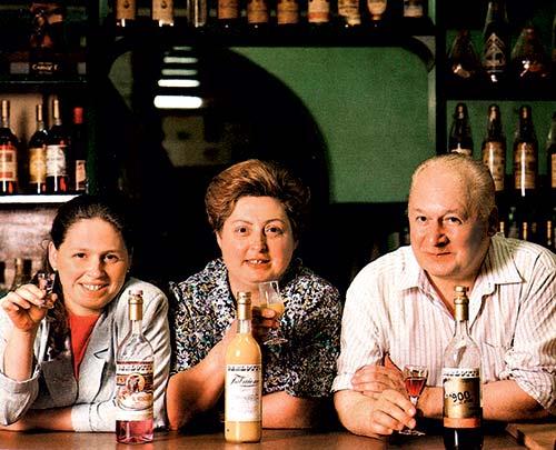 La Famiglia Carlotto